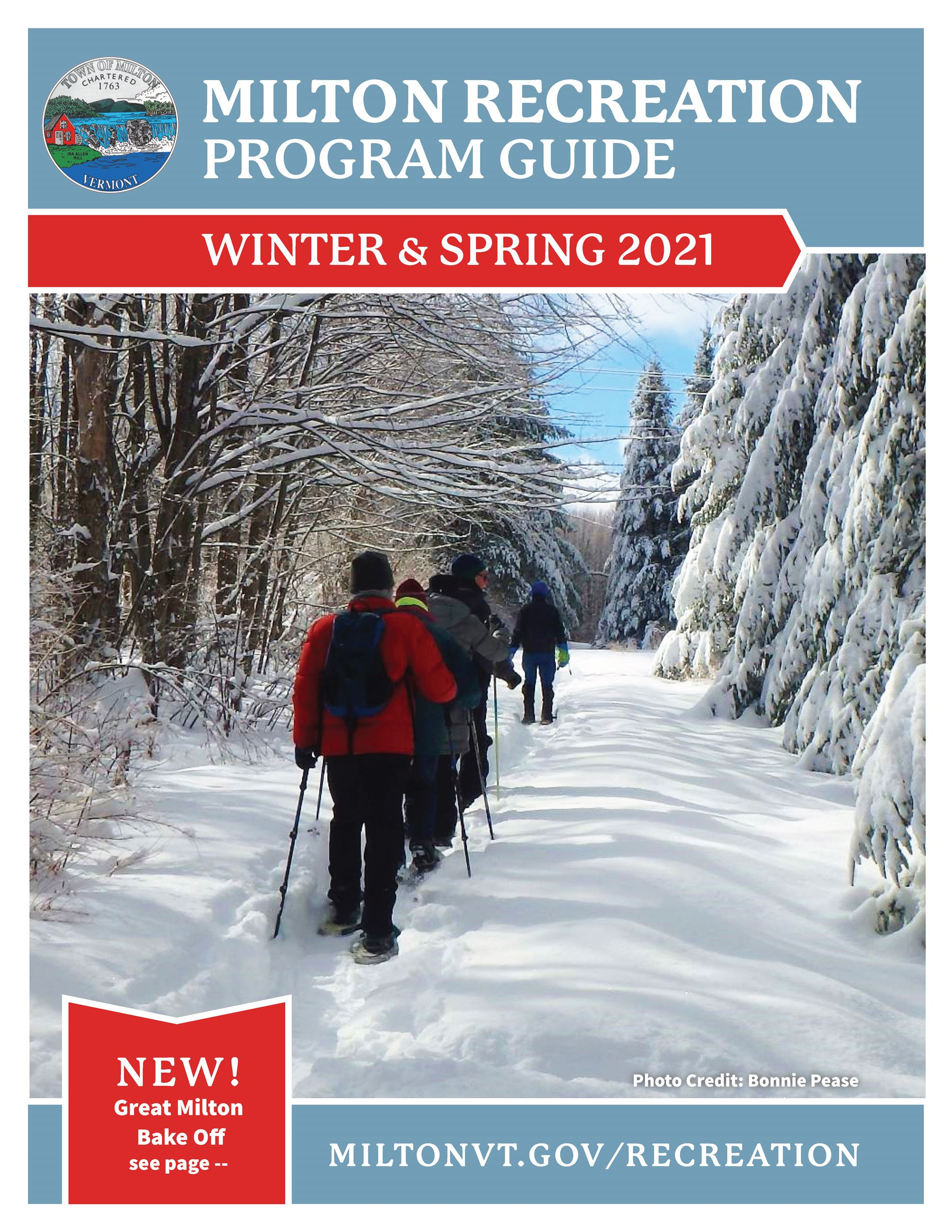 Winter & Spring 2021  Program Guide Cover