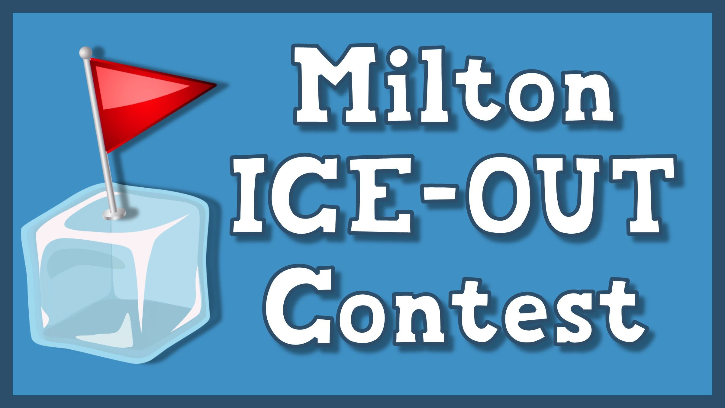 Ice Out Contest Logo 16x9