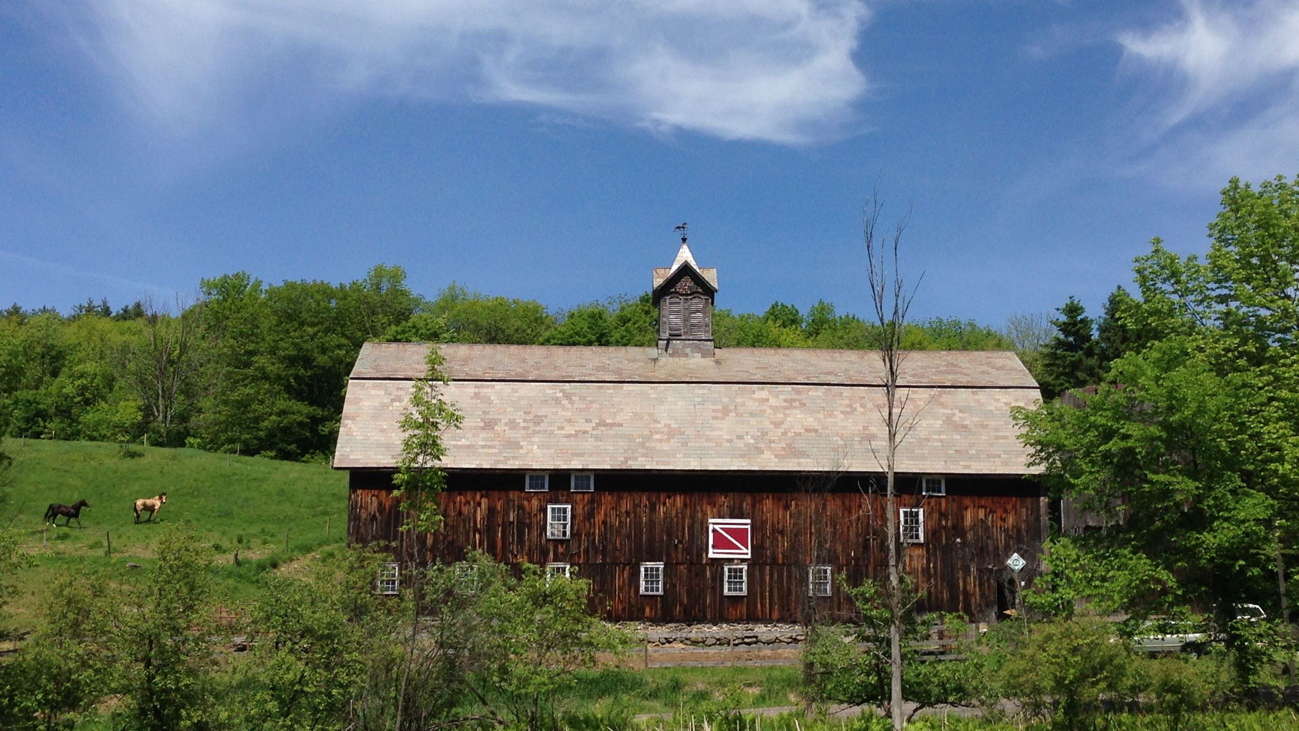 Westford Road Barn